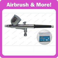 130 Airbrush Perfect Choice for Large Area Uniform Painting of Roughly Pigmented Paints and Paintwork