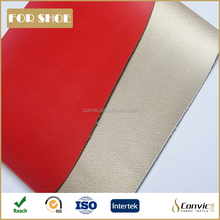 artificial pu leather for shoes lining