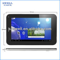 MTK8377 with 3g,Buletooth,WIFI,GPS tablet pc analog tv TP79M