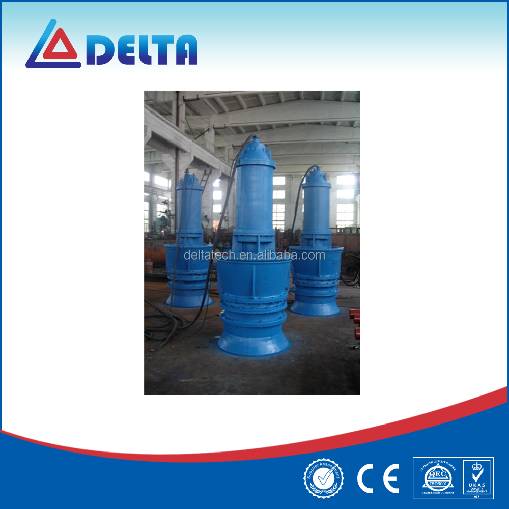 Electric stainless steel centrifugal submersible pump