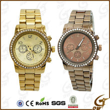 Ladies Yellow Gold MK Watch for Wholesale