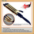 Pro Triple Barrel Waver Curling Iron LCD The Best Seller Mostly Buy Hair Culer Curling Iron