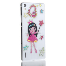 beauty sticker full body mobile phone sticker for iPhone 6, 6s, 6 plus, 6s plus