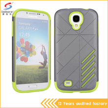 2016 Unique PC+TPU Mobile Phone Case For Samsung S4 Colorful Phone Case