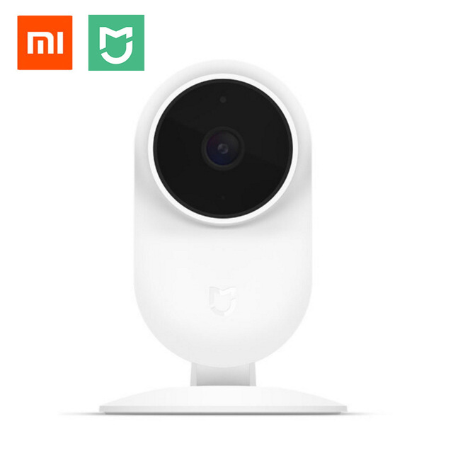 Original Xiaomi Mijia Smart IP Camera HD1080P 2.4G Wifi Wireless 130 Wide Angle 10m Night Vision Intelligent <strong>Security</strong> for mihome