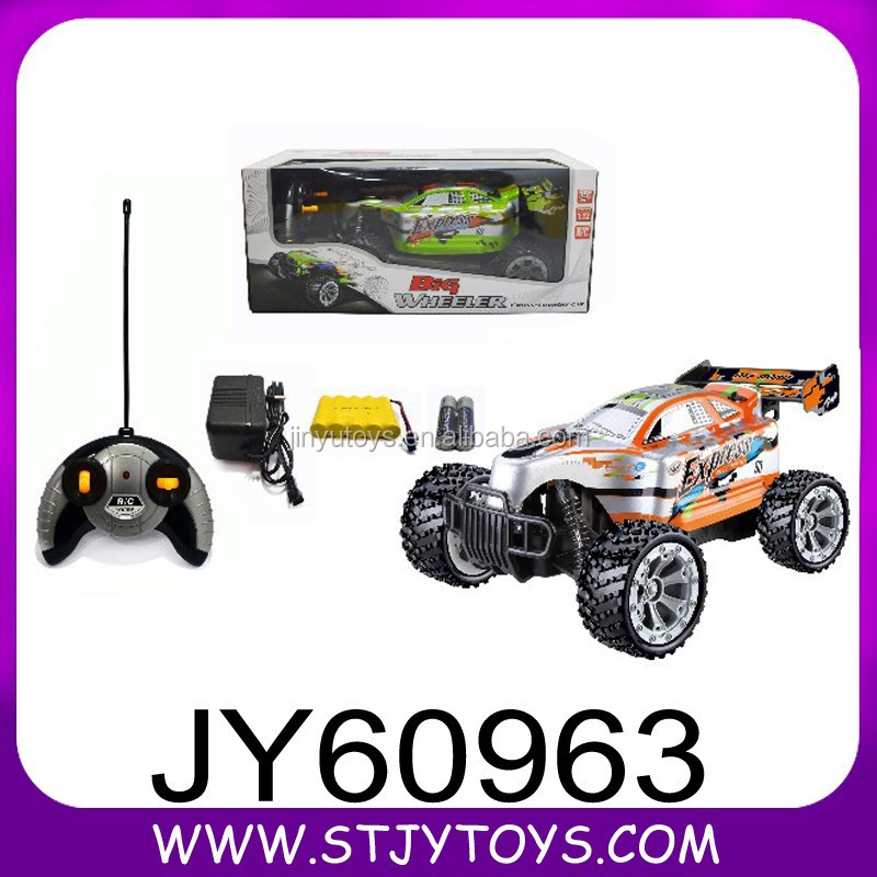 High speed 4 channel remote control car RC racing toy car