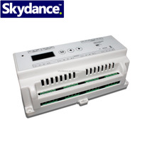 Buy 700ma constant current 12CH dmx dimmer ,12 channel dmx 512 ...