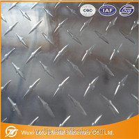 high quality aluminum checker plate weight