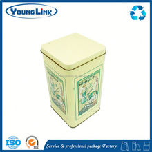 lastest model round money tin box