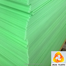 polypropylene corrugated sheets coroplast panels
