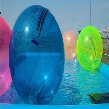 2M Dia PVC Inflatable Floating Water Zorb Ball Water Walking Ball For Sale