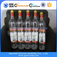 Inflatable wine bottle model for sales