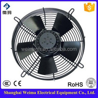 Hot Sales Large Air Volume Propeller Axial Fan Used In Refrigeration Equipment