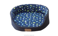 Wholesale Soft Stuffed Pet Bed Dog Bed