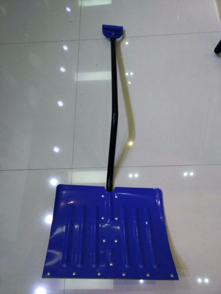 Telescope handle aluminum snow shovel for car
