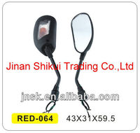 motorcycle rearview mirror 8mm 10mm rearview mirror