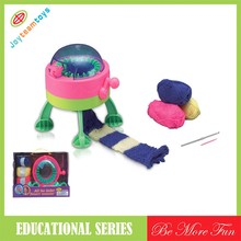 DIY knitting machine toys,children educational toy knitting machine