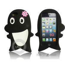 Lovers Dolphin Designer Silicone Phone Case for apple iphone