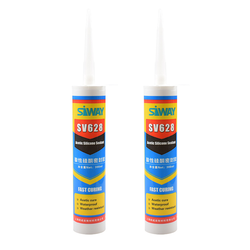 acetic acid silicone sealant fast curing at room temperature