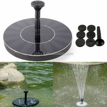 Solar Power Floating Water Pump / Garden Water Fountain / garden water pump