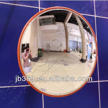 INTERIER ANTI-THEFT SURVEILLANCE CONVEX MIRROR FOR WAREHOUSE/SHOP/PARKING LOT
