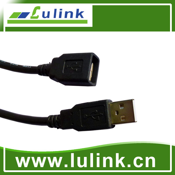 USB CABLE 2.0 AM/AF FOR USB EXTENSION CABLE