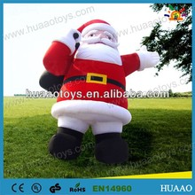 2014 hot sale Outdoor inflatable christmas grinch for sale