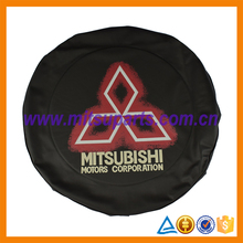 Leather Spare Tire Cover For Mitsubishi Pajero V73 V75 V77 V78 MR961190 MR554439 MR519264