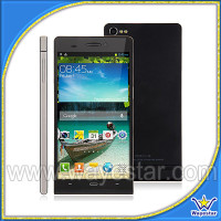 Low Price Big Screen Strong Signal Androi 4.4 Smart Dual Sim Mobile Phone Made in China