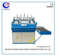 Automatic Sheet Gluer Tipper Backliner Machine