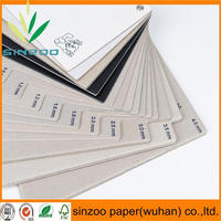 wholesale good quality grey paper board manufacturer