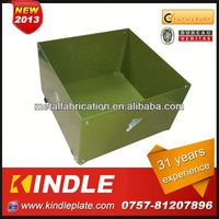 Kindle Custom Metal raised vegetable planters Manufacturer ISO:9001-2008