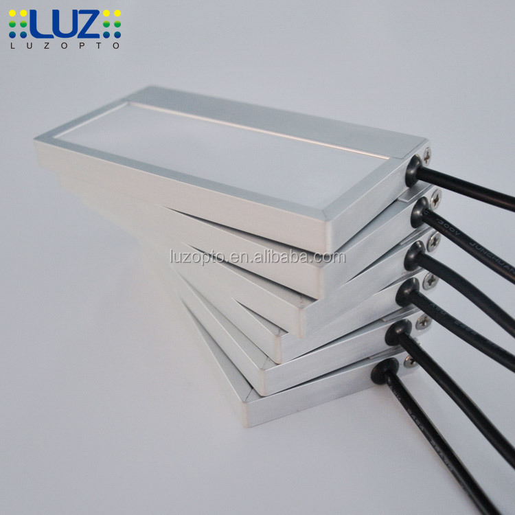 good price rgb dimmable led color panel light 40x40
