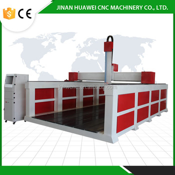 cnc cutting engraving router machine eps styrofoam block moulding machine