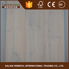 Hand Scraped Engineered Oak Flooring Parquet Oak Flooring and White Oak Flooring With Uv Coating