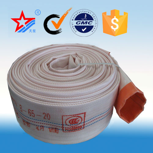 Pu/pvc/rubber/epdm Lining Fire Hose