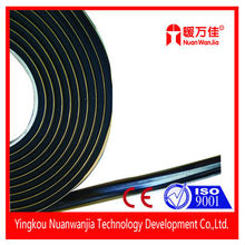 Swiggle black supper warm edge spacer for Insulating Glass