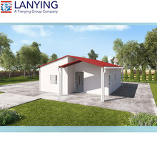 Malaysia Prefabricated Homes China Manufacturer/Steel Structure Prefab House/Prefab Villa For Residence