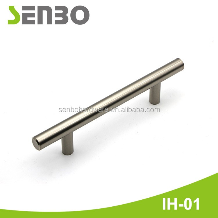 96mm Chrome Polishing Drawer Handle, Concealed Handle, Furniture Pull