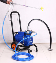 Most Economical Professional Easy Extraction Pneumatic Airless Paint sprayer