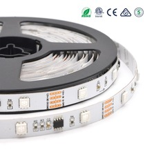 DC12V 30 pixel breakpoint dream color digital addressable rgb led strip lighting system