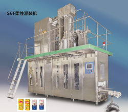Carton size adjustable G6F most advanced aseptic brick carton filling line China