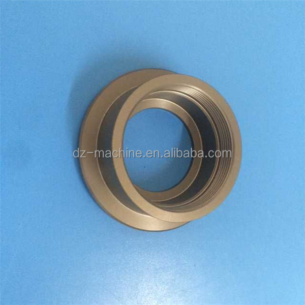 Aluminum alloy anodizing components and parts