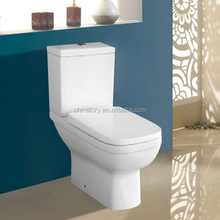 2015 hot sale new type sanitary ware bathroom two piece toilet