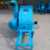 Cyclone dust collector mini hammer crusher