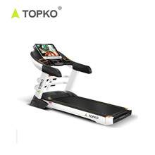 TOPKO Wholesale China Product Multifunction Electric Professional Color Screen Foldable 4HP home/gym Treadmill