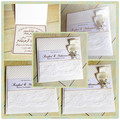 2014 Hot Sale Elegant Invitation Card for Arabic Wedding
