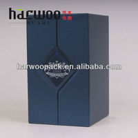 Good Pu Leather Wine Box Packaging