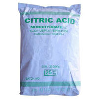 Supply Citric Acid Monohydrate mesh8-100 BP98(Delivery: 7 working das)