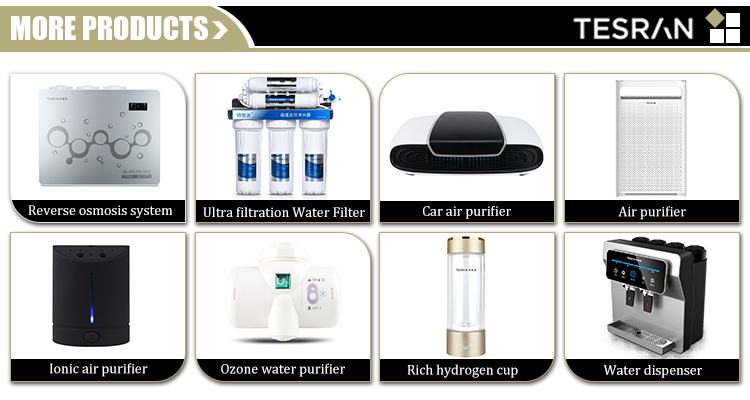 luxury new car equipped air purifier guangzhou